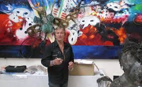 Stage de peinture avec Casimir Ferrer du 3 au 5 mars 2017