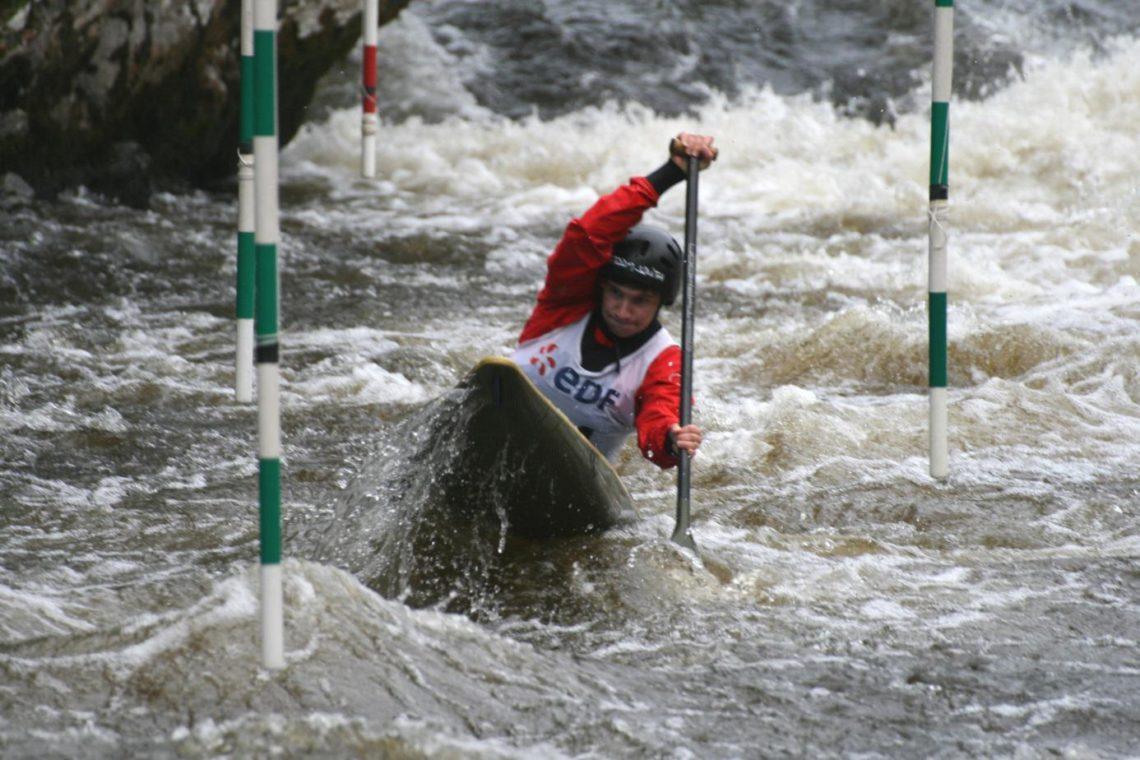 Championnat National 2 de Slalom Canoë Kayak les 4 & 5 mars 2017