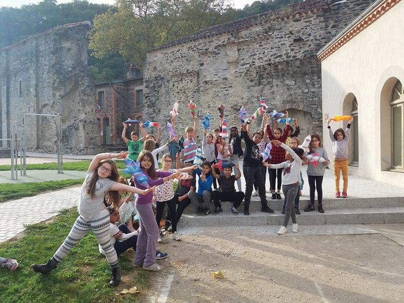 Les classes vertes ont fait leur grand retour au Moulin des Sittelles après une saison estivale bien rempli !