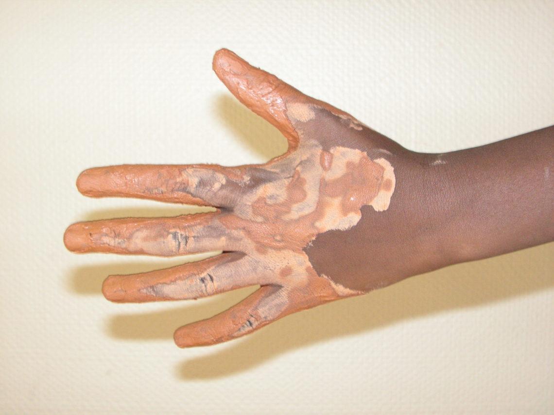 Main d'artiste, main de musicien